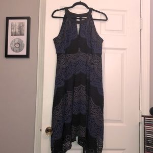 Jessica Simpson Maternity Lace  Dress In Large NWT
